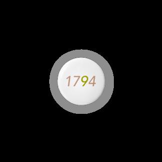 00_irohaの1794 Badges