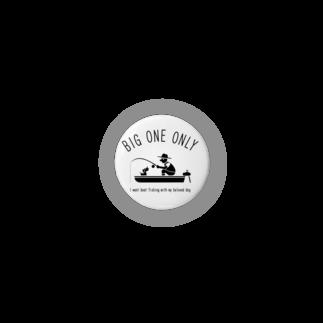 ワカボンドの愛犬とボートフィッシング Badges