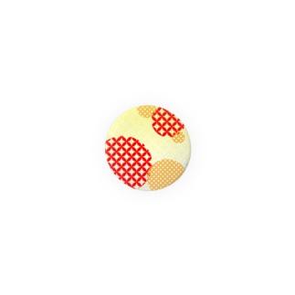 こんぺいとう缶バッチ3号 Badges