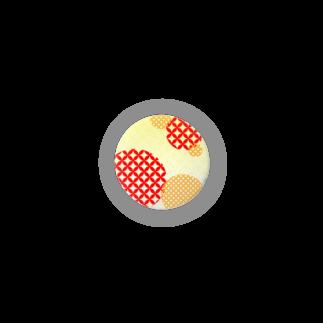 ひつじのこんぺいとう缶バッチ3号 Badges