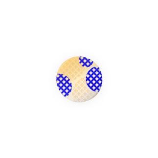 こんぺいとう缶バッチ5号 Badges