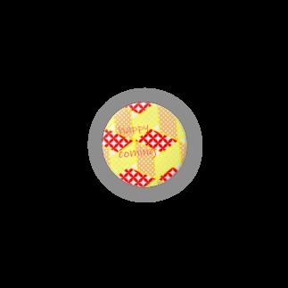ひつじのこんぺいとう缶バッチ7号 Badges