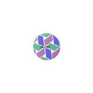 こんぺいとう缶バッチ10号 Badges