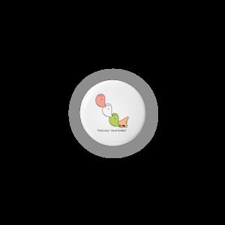 YUFOの三色鼻提灯 Badges