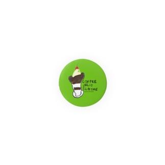 コーヒーゼリー のらしおん Badges