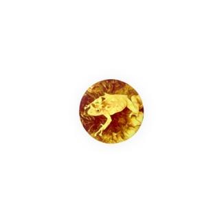 Fantastic Frog -Gold Version- Badges