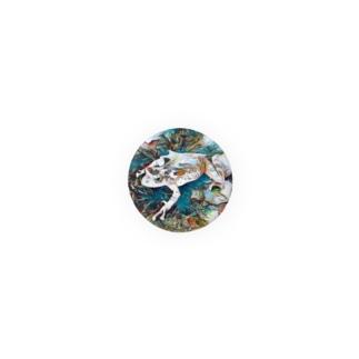 Fantastic Frog -Coolness Version- Badges