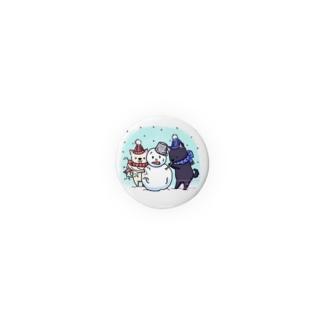 雪だるま! Badges