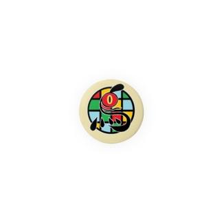 千鳥足亭ロゴ Badges