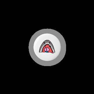 はむこストアのサメコちゃん(うさぎ入り) Badges
