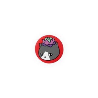 エケネコ(赤) Badges