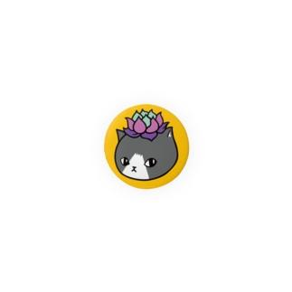 エケネコ(黄) Badges