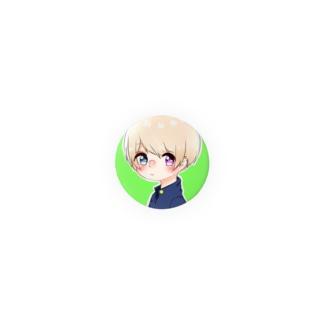 目の色違う子 Badges