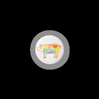 Ochieのぶた好き Badges