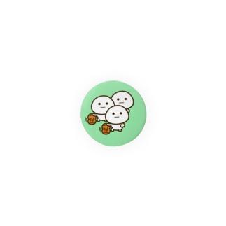 ドリブル族 Badges