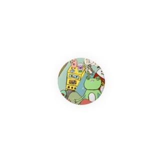モンスター工場🏭 Badges
