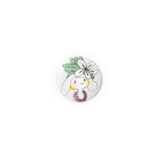 aloha chan Tin Badge
