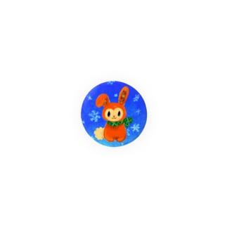 うさぎのスチー Badges