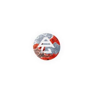 会津の里寺グッズMark Badges