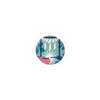 板橋バッジ(縁切り榎) Badges