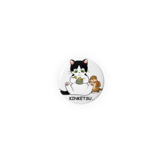 KINKETSU Badges
