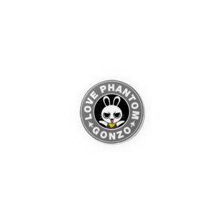 GONうさぎ Badges