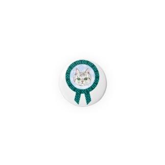 ネコネコロゼット Badges