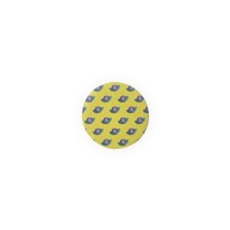 ミヤコワスレ Badges