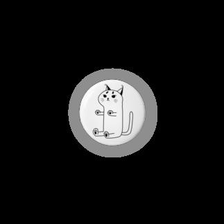 Ochieの尻もちをついたカラカル Badges