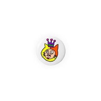 王冠ねこ Badges