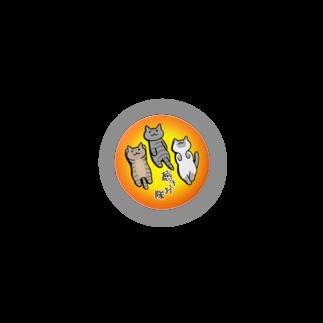 PygmyCat suzuri店の癒され隊 Badges