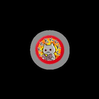 PygmyCat suzuri店のNL本だニャン Badges