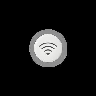 シロイアトリエのwi-fi Badges