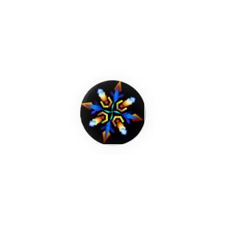 衛星D Badges