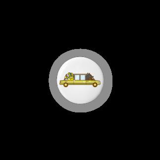 コメビツくんのコガネモチくんのリムジン Badges