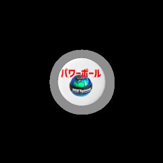 nuwtonのパワーボール Badges