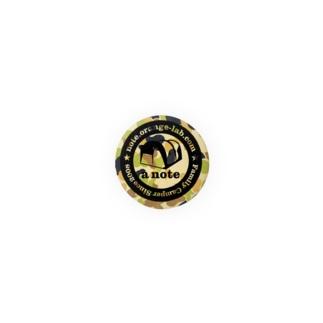 カモバッジ32mm_2 Badges