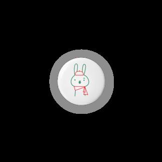 kazukazuのウサギサン Badges