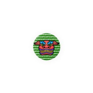獅子頭 Badges