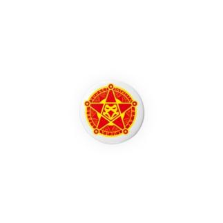 YUSEI 缶バッチ Badges