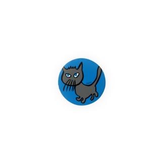 ひげネコ Badges