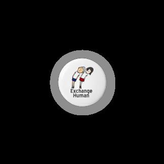 Exchange-Humanのななめな視線【EH】 Badges