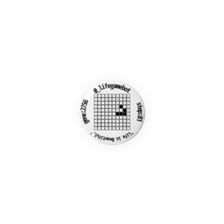 LifeGameBotの@_lifegamebot g:2756 s:81 Badges