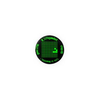 LifeGameBotの@_lifegamebot g:2756 s:85 Badges