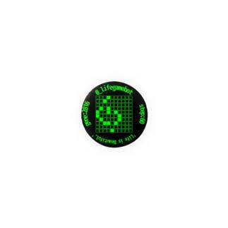 @_lifegamebot g:2816 s:60 缶バッジ