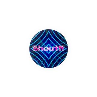 【44mm専用】Shout!! 8bitゲーム風 Badges
