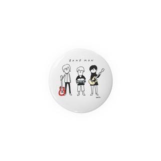 バンドマン Badges
