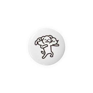 地獄の番人ペロス Badges