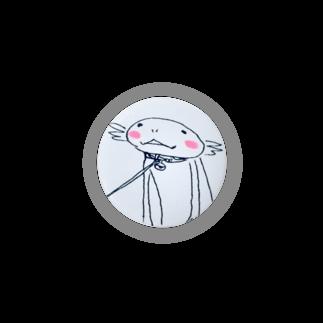 wacchocoの光悦ウーパールーパー Badges