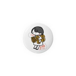 民俗学ガール Badges